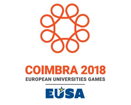 imagem do post do 961Jogos Europeus Universitários – Coimbra 2018
