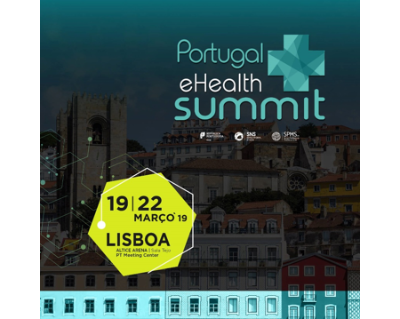 imagem do post do 1082Portugal eHealth Summit 2019