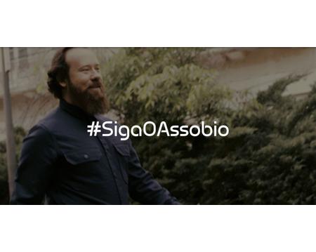 Campanha #SigaOAssobio